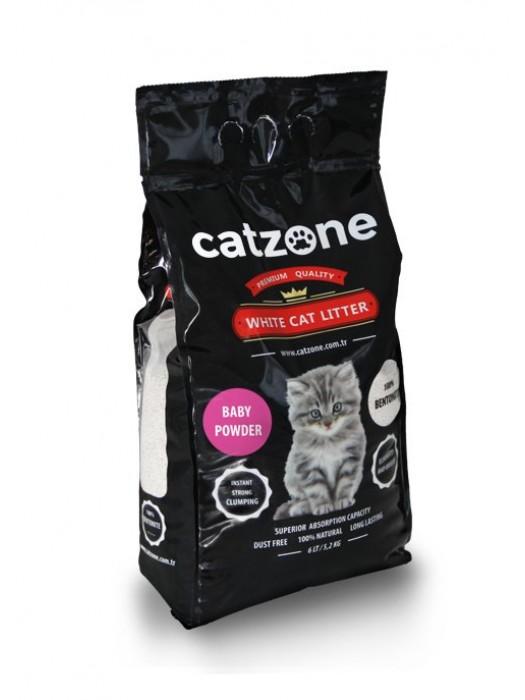 CATZONE BABY POWDER 5,2KG