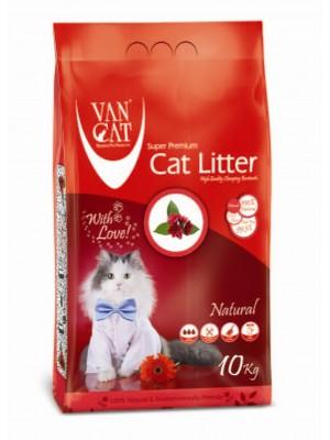 VAN CAT CLASSIC CLUMPING 10KG (ΧΩΡΙΣ ΑΡΩΜΑ)