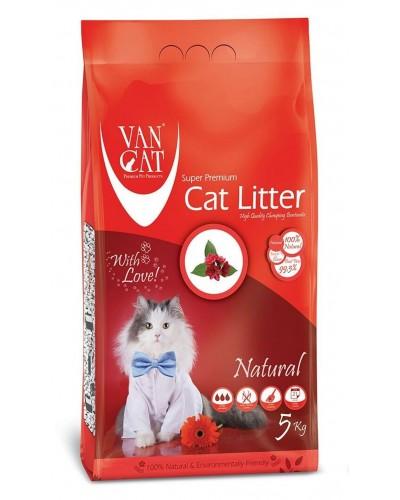 VAN CAT CLASSIC CLUMPING 5KG (ΧΩΡΙΣ ΑΡΩΜΑ)