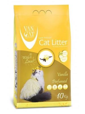 VAN CAT VANILLA CLUMPING 10KG