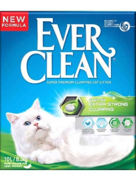 EVERCLEAN EXTRA STRENGTH SCENTED 10lt