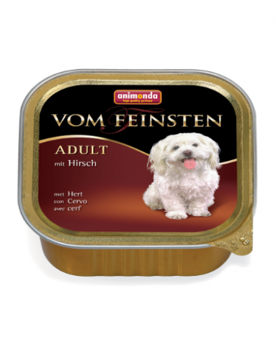 ANIMONDA VOM FEINSTEN ADULT ΜΕ ΕΛΑΦΙ 150GR