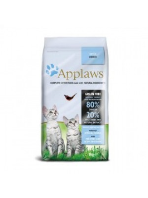 APPLAWS DRY KITTEN 2kg