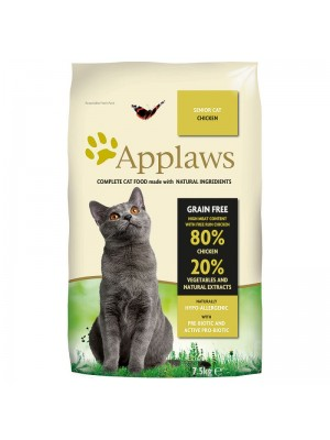 APPLAWS DRY CAT SENIOR ΚΟΤΟΠΟΥΛΟ 400GR