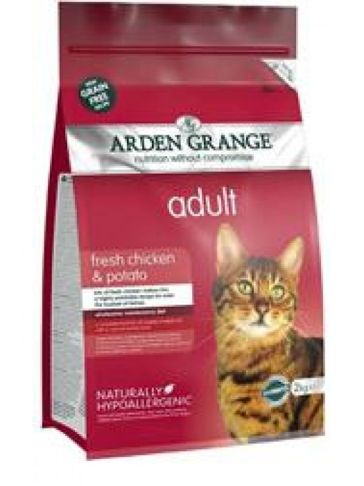 ARDEN GRANGE ADULT FRESH CHICKEN 400gr