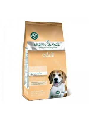 ARDEN GRANGE ADULT PORK & RICE 12kg