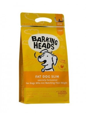 BARKING HEADS FAT DOG SLIM 2kg  (LIGHT)