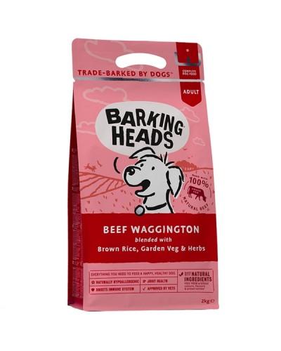 BARKING HEADS BEEF WAGGINGTON 2KG