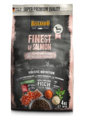 BELCANDO ADULT FINEST GRAIN FREE SALMON 4KG