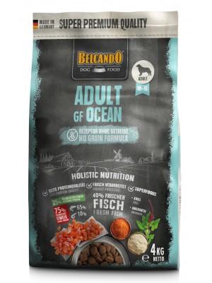 BELCANDO ADULT GRAIN FREE OCEAN 4KG