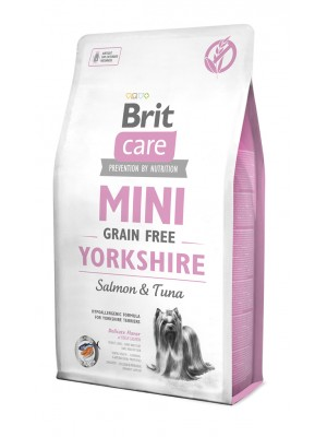 BRIT CARE MINI GRAIN FREE YORKSHIRE 2KG (ΣΟΛΟΜΟΣ & ΤΟΝΟΣ)