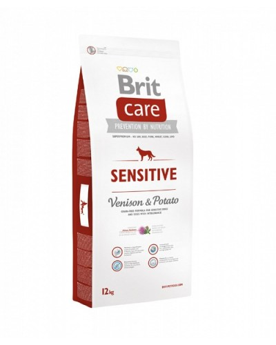 BRIT CARE DOG SENSITIVE 3KG (ΕΛΑΦΙ & ΠΑΤΑΤΑ)
