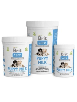 BRIT CARE PUPPY MILK 250GR