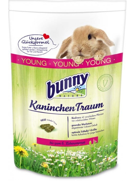 BUNNY YOUNG RABBIT 1.5kg