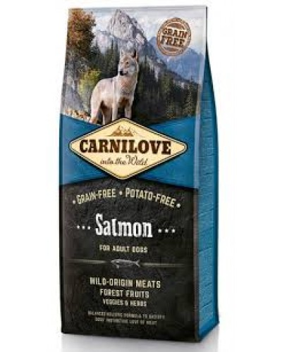 CARNILOVE ADULT DOG SALMON 12KG