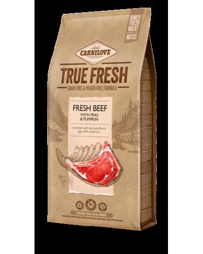 CARNILOVE TRUE FRESH ADULT BEEF 4KG