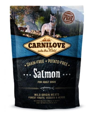 CARNILOVE ADULT DOG SALMON 1,5KG