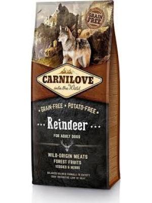 CARNILOVE ADULT DOG REINDEER 12KG