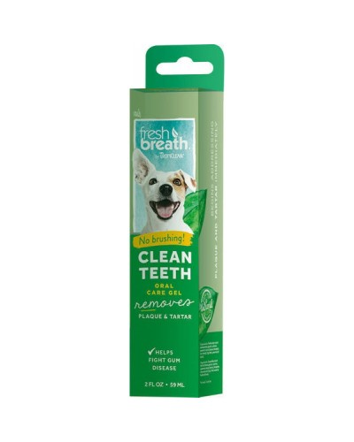 TROPICLEAN CLEAN TEETH GEL 59ML