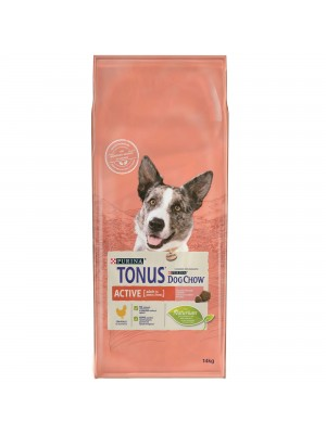 Tonus Dog Chow ACTIVE Chicken 14kg