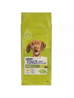Tonus Dog Chow Adult Complet Κοτοπουλο 14kg