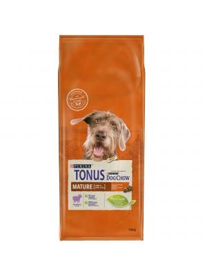 Tonus Dog Chow MATURE ADULT 5+ Lamb 14kg