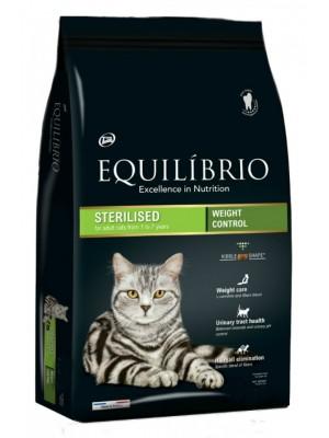 EQUILIBRIO STERILISED CAT 2KG