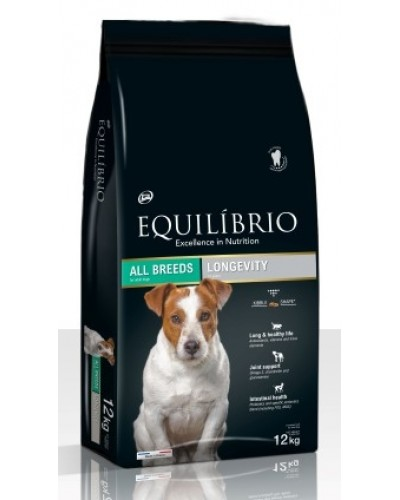 EQUILIBRIO DOG LONGEVITY 2KG