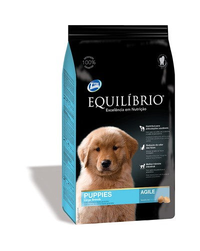 EQUILIBRIO PUPPY LARGE BREED 2kg