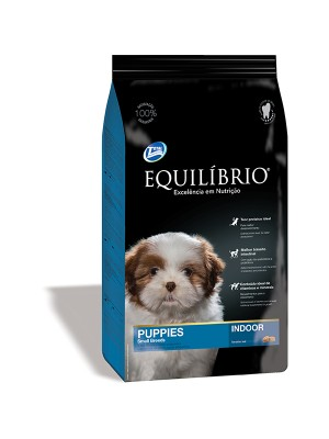 EQUILIBRIO PUPPY SMALL BREEDS 7,5KG