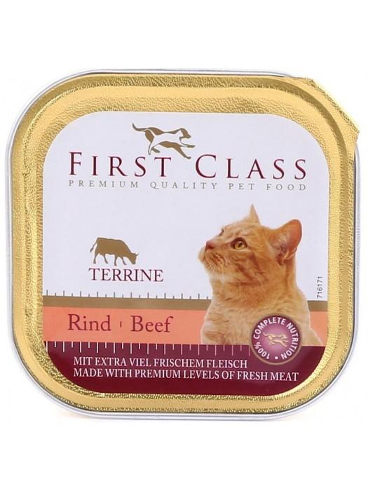 FIRST CLASS CAT ΒΟΔΙΝΟ 100gr
