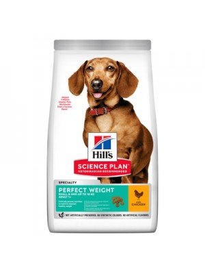 HILL'S ADULT PERFECT WEIGHT MINI 2KG