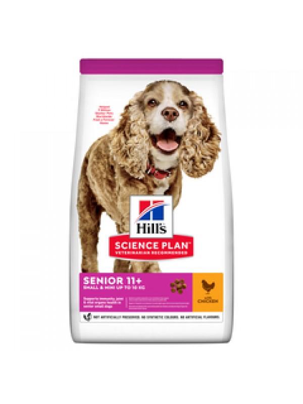 HILL'S SENIOR DOG 11+ SMALL & MINI CHICKEN 1,5KG
