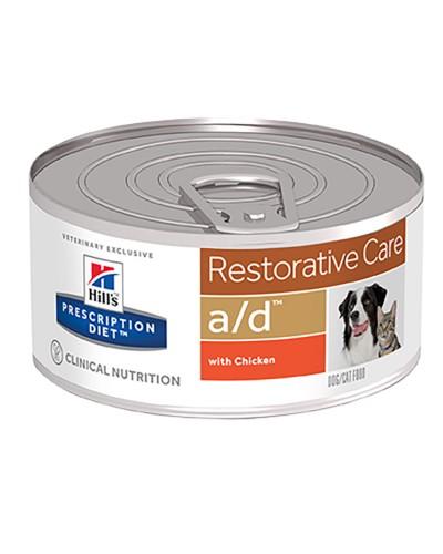 A/D RESTORATIVE CARE CANINE+FELINE 156gr
