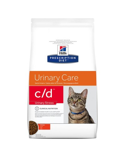 C/D FELINE URINARY STRESS 1,5KG