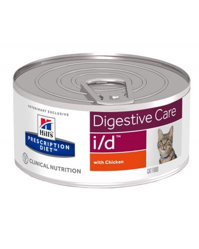 I/D FELINE DIGESTIVE CARE 156gr