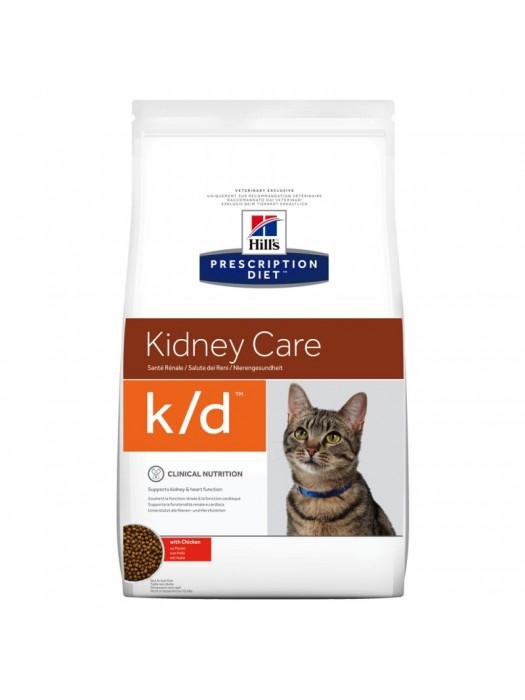 K/D FELINE KIDNEY CARE 1,5kg