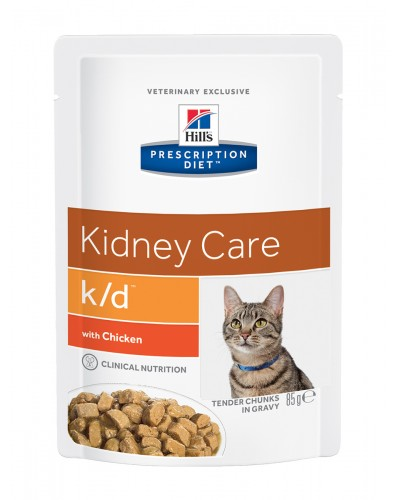 K/D FELINE KIDNEY CARE 85gr