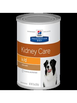 K/D CANINE KIDNEY CARE 370GR