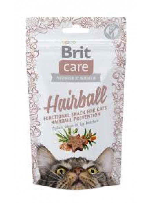 Brit Care Hairball 50gr