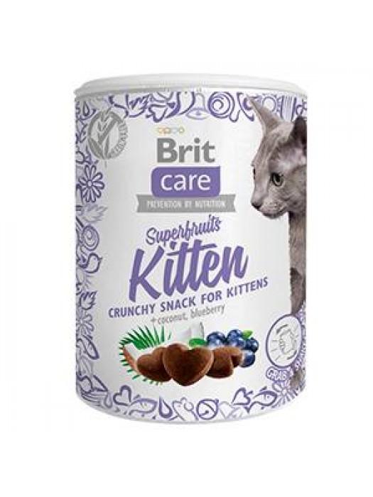 Brit Care Superfruits Kitten 100GR