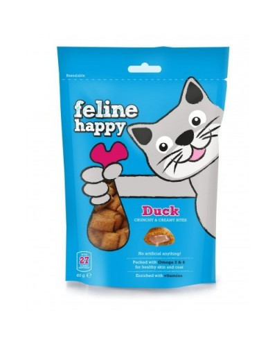 FELINE HAPPY DUCK 60gr
