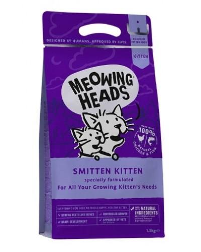 MEOWING HEADS SMITTEN KITTEN 1,5kg (ΚΟΤΟΠΟΥΛΟ)