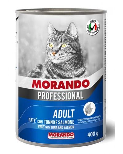 MORANDO PROFESSIONAL CAT ΠΑΤΕ ΤΟΝΟΣ & ΣΟΛΟΜΟΣ 400GR