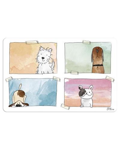 ΣΟΥΠΛΑ AQUERELLE DOG