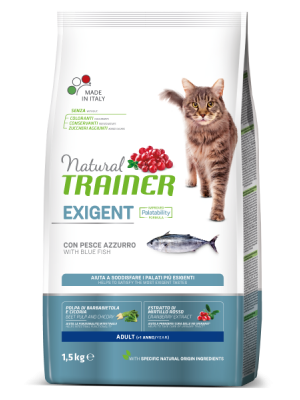 NATURAL TRAINER EXIGENT OCEAN FISH (ΨΑΡΙΑ ΩΚΕΑΝΟΥ) 1,5kg