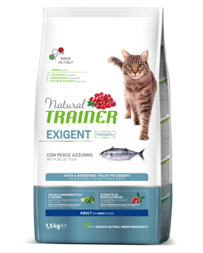 NATURAL TRAINER EXIGENT OCEAN FISH (ΨΑΡΙΑ ΩΚΕΑΝΟΥ) 300GR