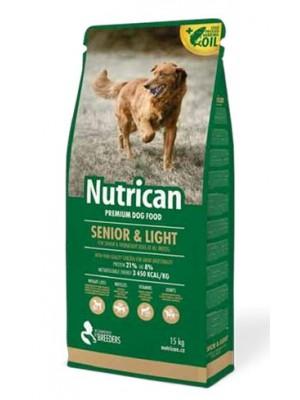 NUTRICAN SENIOR & LIGHT 3KG