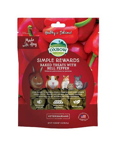 OXBOW SIMPLE REWARDS BAKED ΜΕ ΠΙΠΕΡΙΑ 56GR