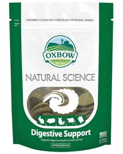 OXBOW DIGESTIVE SUPPORT 120gr / 60 ΤΑΜΠΛΕΤΕΣ